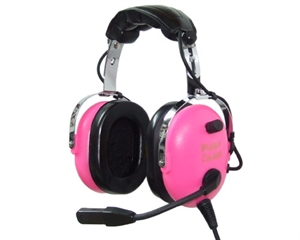 Headset Barn - Pink Lady