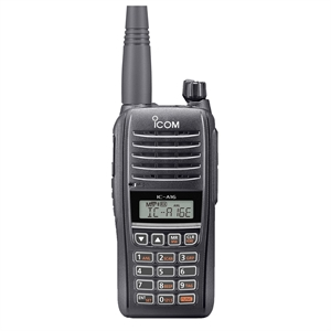 Icom IC-A16E - VHF Transceiver Bluetooth