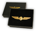 Pilot Wing Gold