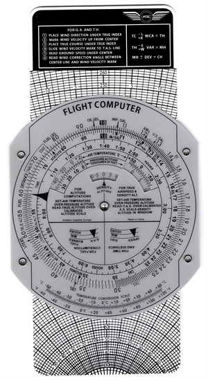 Plastic Flight Computer - ASE